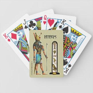 Naipes de Horus Baraja Cartas De Poker