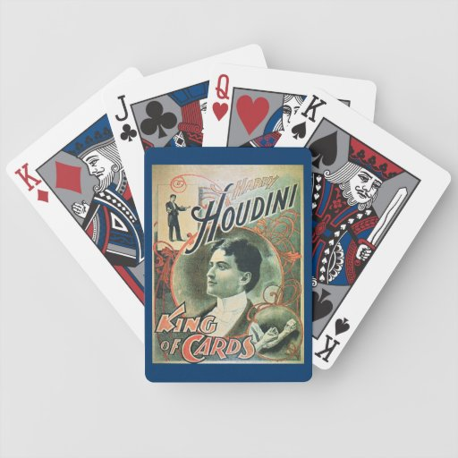 Naipes de Houdini Baraja