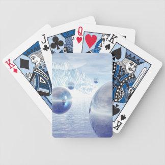 Naipes de Iceburg Barajas De Cartas