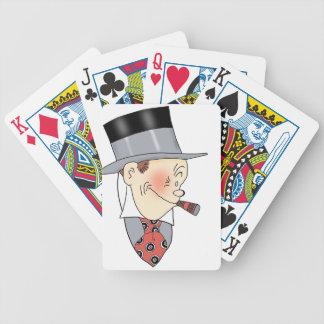 Naipes de Jiggs Baraja Cartas De Poker