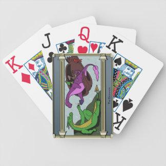 Naipes de la capilla de Sistine Baraja Cartas De Poker