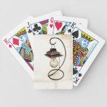 Naipes de la lámpara de Steampunk del Victorian Baraja Cartas De Poker