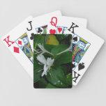Naipes de la madreselva baraja de cartas