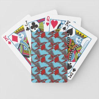 Naipes de la noche baraja cartas de poker