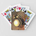 Naipes de la plantilla de la tarjeta de la bicicle cartas de juego