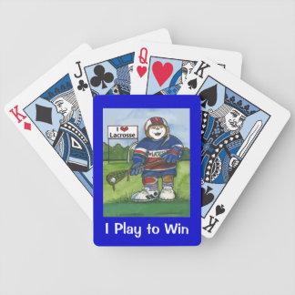 Naipes de LaCrosse Baraja Cartas De Poker