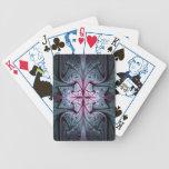 Naipes de las profundidades cartas de juego
