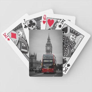Naipes de Londres Barajas
