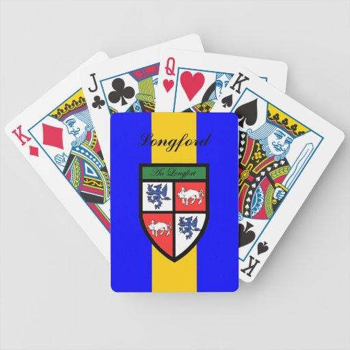 Naipes de Longford del condado Baraja Cartas De Poker