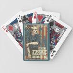 Naipes de Ron Paul Baraja Cartas De Poker