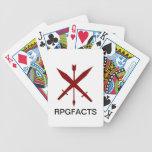 Naipes de RPGFACTS Cartas De Juego