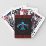 Naipes de Thunderbird Baraja Cartas De Poker