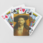 Naipes de Wild Bill Hickok Baraja Cartas De Poker