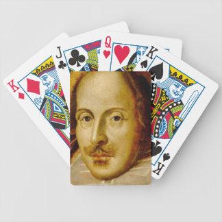 Naipes de William Shakespeare Barajas De Cartas