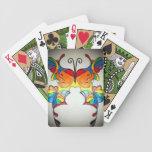 Naipes del arco iris baraja de cartas