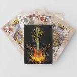 Naipes del arte 1 de la guitarra