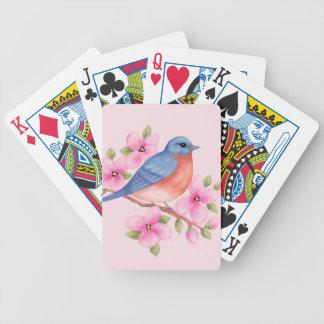 Naipes del Bluebird Baraja De Cartas