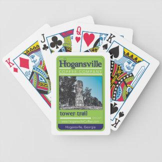 Naipes del café de Hogansville (rastro de la torre Barajas