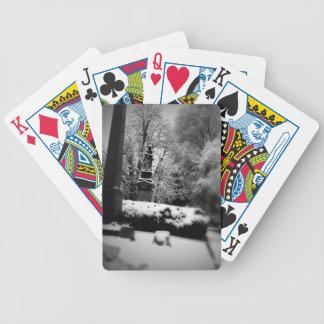 Naipes del cementerio de Frankfort Baraja Cartas De Poker