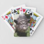 Naipes del cerdo barajas de cartas