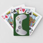 Naipes del cojín del juego cartas de juego