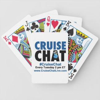 Naipes del #CruiseChat