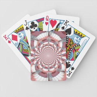 Naipes del diseño del dentista baraja de cartas