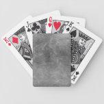 """Naipes del """"metal"""" cartas de juego"""