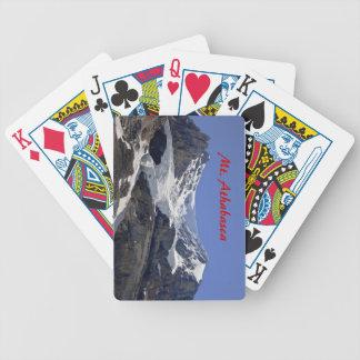 Naipes del Mt. Athabasca