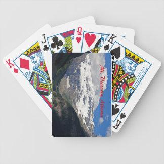 Naipes del Mt. Victoria Baraja Cartas De Poker