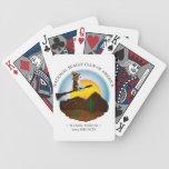 Naipes del NBC Baraja Cartas De Poker