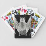 Naipes del palo baraja cartas de poker