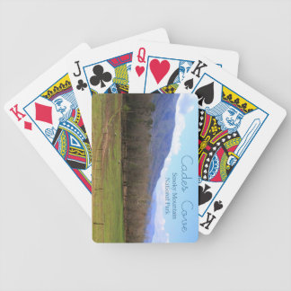 Naipes del póker de Bicycle® de la ensenada de Cad Barajas De Cartas
