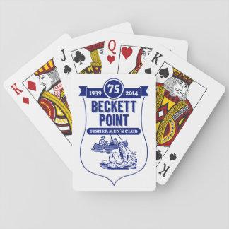 Naipes del punto de Beckett