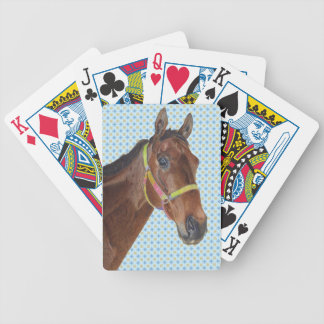 Naipes excelentes del caballo
