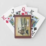 Naipes experimentales personalizados cartas de juego