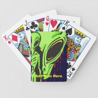 Naipes extranjeros baraja de cartas