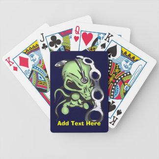 Naipes extranjeros cartas de juego