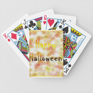 Naipes - feliz Halloween #3 Baraja Cartas De Poker