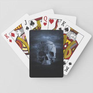 Naipes góticos del cráneo