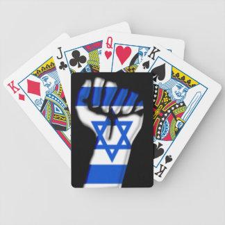 Naipes judíos baraja de cartas