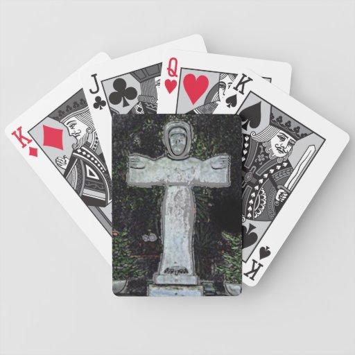 Naipes maravillosos de los gráficos baraja de cartas