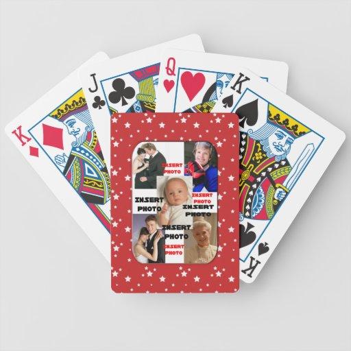 Naipes modificados para requisitos particulares de baraja cartas de poker