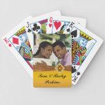Naipes modificados para requisitos particulares de barajas de cartas