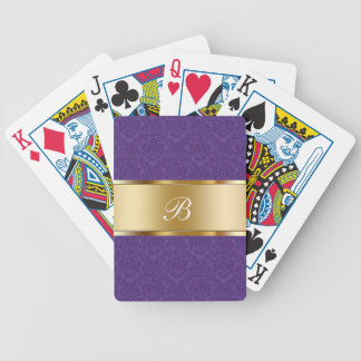 Naipes personalizados damasco baraja cartas de poker