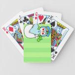 Naipes temáticos del navidad baraja cartas de poker