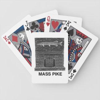 Naipes totales de Pike Baraja