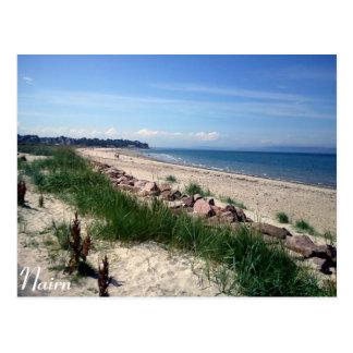 Nairn Beach Postcard