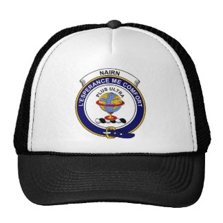 Nairn Clan Badge Hats