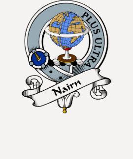 Nairn Clan Badge T Shirt